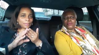 After Church Challenge #8 with Miranda Eyles & Salise Wright