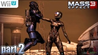 Mass Effect 3: Special Edition 1080P WiiU - Part 2