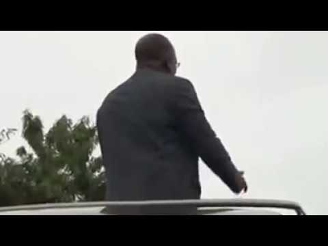 Rasi Magufuli akiwa moshi: Nimewasamehe wana moshi na nyie mnisamehe
