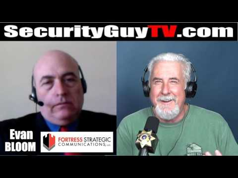 #378 Public Relations in the Security Industry with Evan Bloom of Fortress Strategic Communications