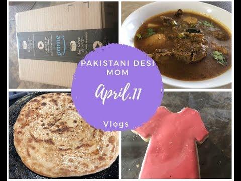 ⭐️A Day in my life⭐️Pakistani Desi Mom Vlog
