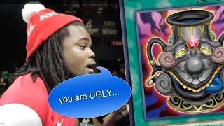 Pot of Avidity: YOU ARE UGLY...