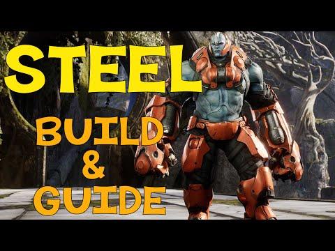 Paragon Steel Build & Guide - SMASH 'EM