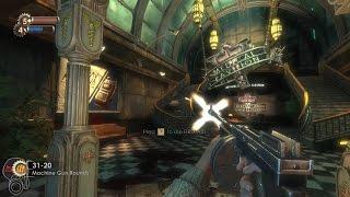 BioShock Remastered | PC Gameplay | 1080p HD | Max Settings