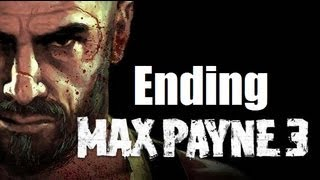 Max Payne 3 Ending | Chapter XIV | Last Mission