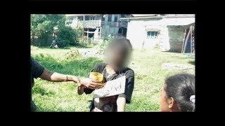 दलित किशोलाई हात बाधेर कालो मोसो, जुत्ताको माला र सिस्नुपानी – NEWS24 TV