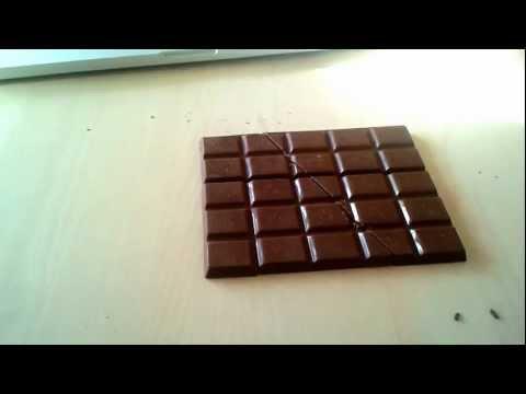 Бесконечная шоколадка