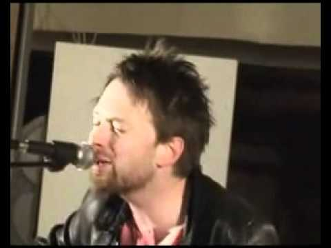 Thom Yorke - No Surprises Acoustic