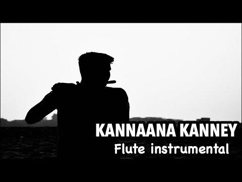 Kannaana Kanney Flute Version | Viswasam Songs | Ajith Kumar, Nayanthara | D.Imman | Sid Sriram