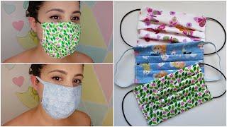 Aprenda Fazer Mascara de Proteção em Casa –  Para Pessoas que tem Baixa Imunidade