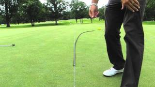 AimPoint Green Reading - Putt Geometry