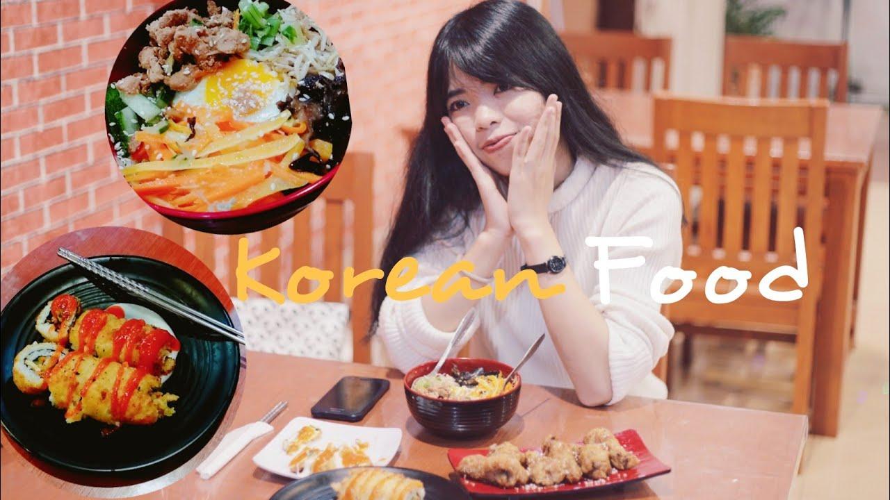 Makanan Korea Di Manado Enak Ga Youtube
