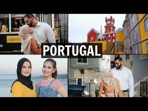 PORTUGAL VLOG 2017 | Omaya Zein