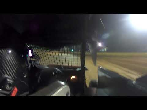 Heat race win and 4th place finished @Hamlin Speedway