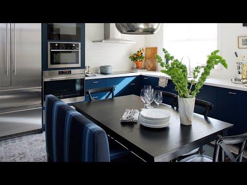 Interior Design –A Chef's Stylish Kitchen With Smart Storage