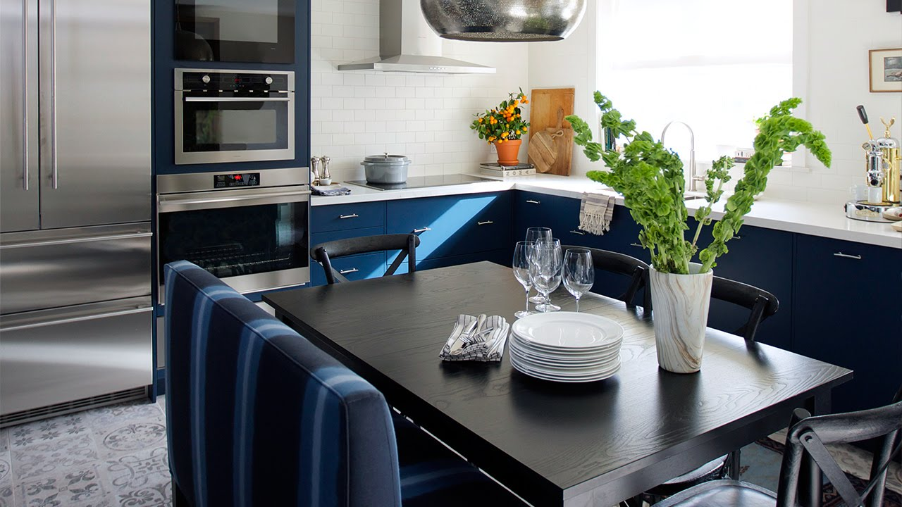 Interior Design - A Chef's Stylish Kitchen With Smart ...