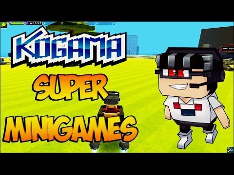 Jogo Kogama – Super Minigames Online Gratis
