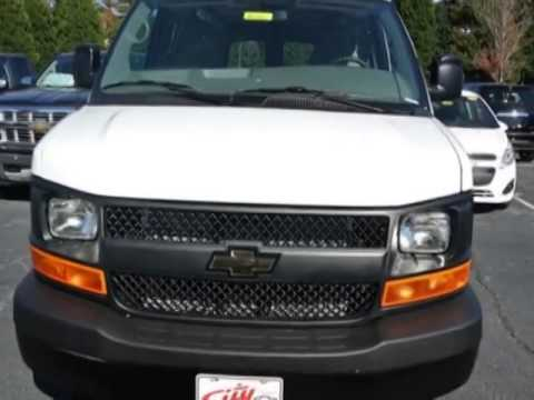 2015 chevrolet express cargo van charlotte nc youtube. Cars Review. Best American Auto & Cars Review