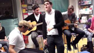 Made In England Acoustic By Missing Andy - The Hermit - 12/11/10