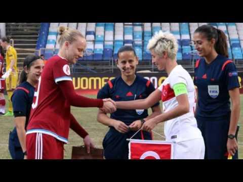 Milli maçta Ruslar'ı şaşırtan manzara!