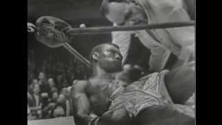 "Boxer Dies In Ring: Benny ""kid"" Paret And Emile Griffith"
