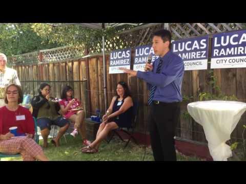 Lucas Ramirez for Mountain View City Coucil