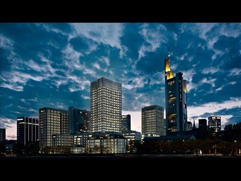 Frankfurt: Where Plush Offices Become Luxury Condos