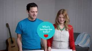 Design A Dream Baby Nursery: Ideas From Expecting Parents Tim & Calah