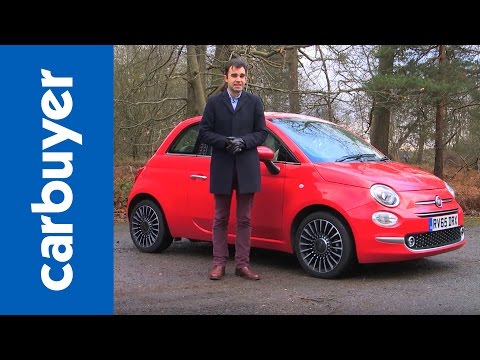Fiat 500 hatchback 2016 review – Carbuyer