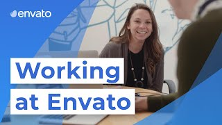 Working at Envato