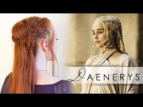 Game of Thrones Hair How To  Daenerys in Season 5