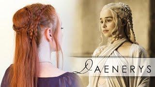 Game of Thrones Hair How To - Daenerys in Season 5