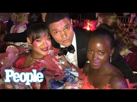 The Daily Show: Trevor Noah Dishes On Being Star Struck By Rihanna At Met Gala | People NOW | People