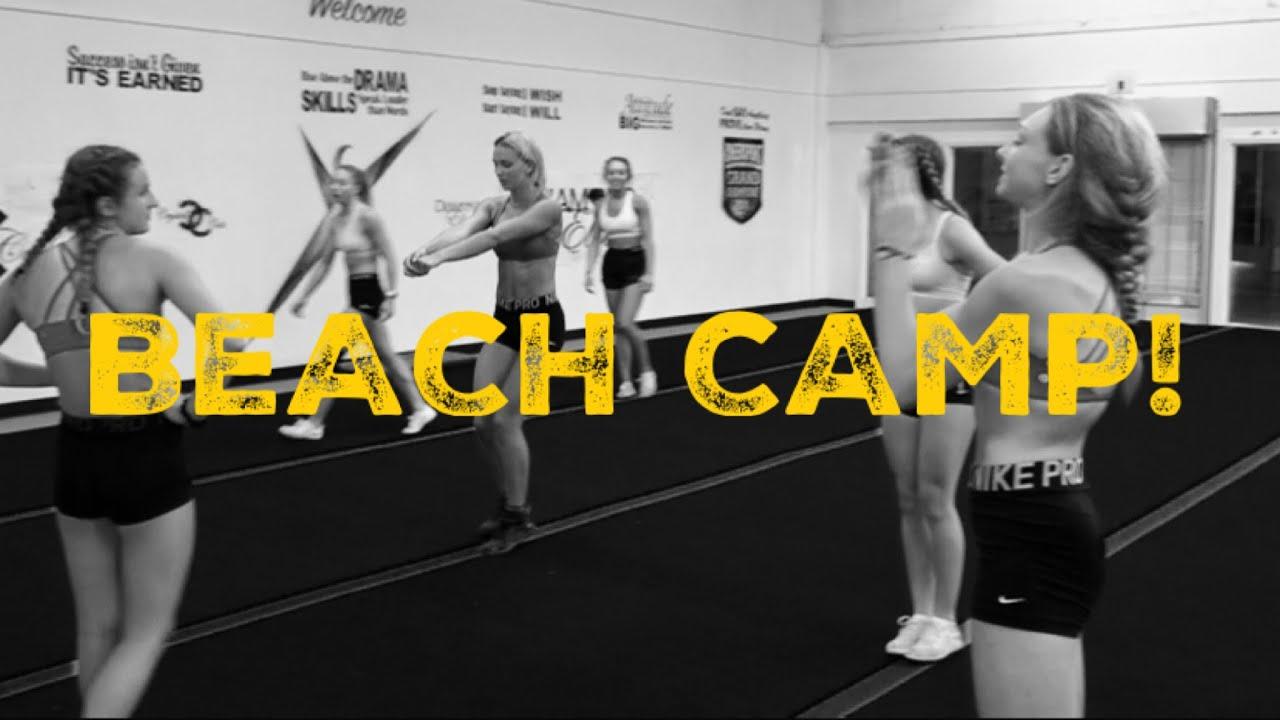 Cheer Extreme Sr Elite ~ South Carolina Beach Camp 2020