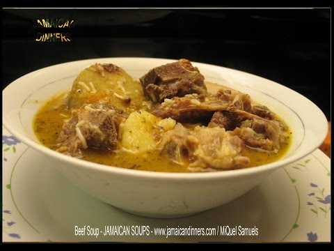 BEEF SOUP natural cooking recipe