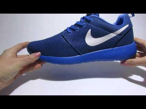 Обзор мужских кроссовок Nike Roshe Run