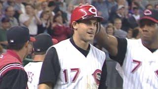 Boone hits walk-off home run against Marlins in 2000