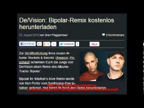 De/Vision - Bipolar (Intuitions Alive Remix)