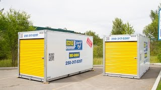 Commercial MI-BOX® - Space Centre Self Storage Kelowna