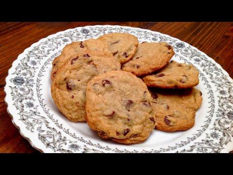 biscuits-moelleux-aux-pépites-de-chocolat-/-recette-facile-à-réaliser,-cookies,-diy