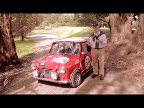American Mini • The Paddy Hopkirk Story