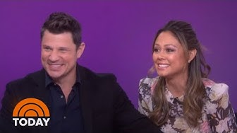 Nick And Vanessa Lachey Talk About New Dating Show 'Love Is Blind' | TODAY