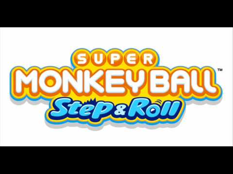 Super Monkey Ball Step & Roll World 3 Chimpan Sea