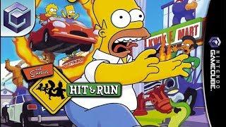 Longplay of The Simpsons: Hit & Run