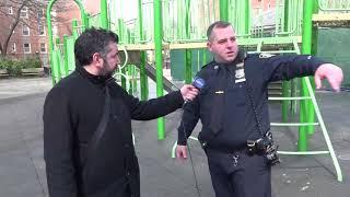 Οι Έλληνες του NYPD: Ο αστυνομικός του 112ου Δημήτριος Ράπτης