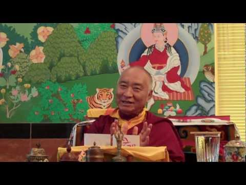 Ngondro is the Essential Ground of the Dzogchen View