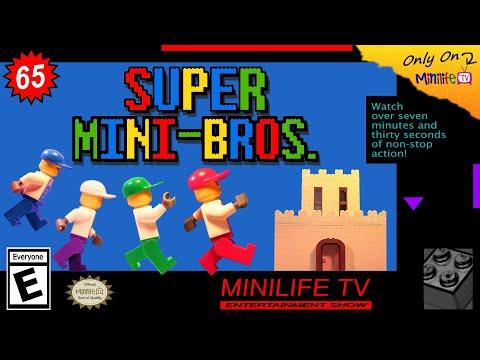 Minilife TV Ep65: Super Mini-Bros.