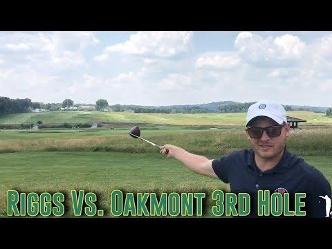 Riggs Vs Oakmont, 3rd Hole