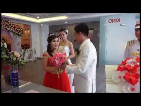 đám cưới tại nhà hàng loan lê ngày 11/01/2015 của Anh Đào và ĐìnhThuận