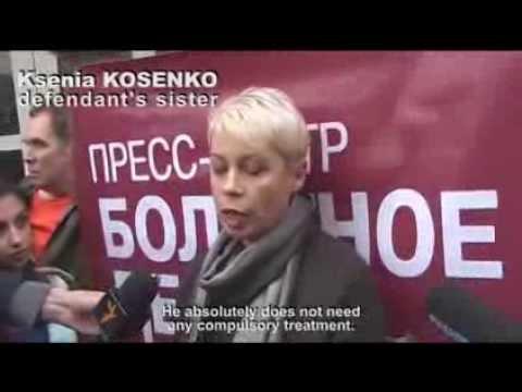 Mikhail Kosenko's verdict - return to soviet political abuse of psychiatry!